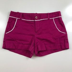 Banana Republic Trim Ryan Fit Cuffed Shorts DW17
